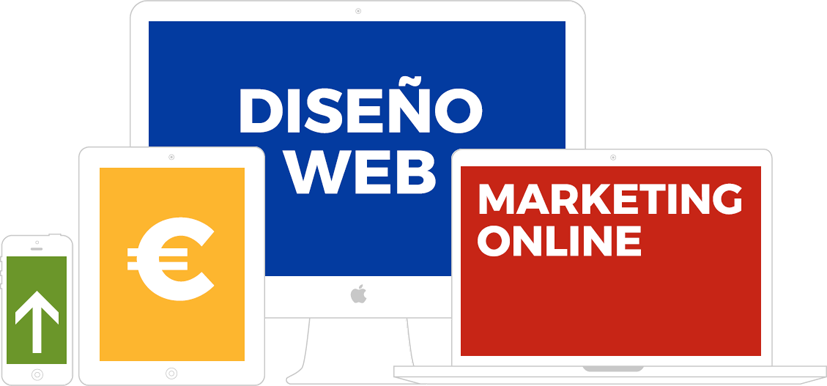 Diseño web y marketing online